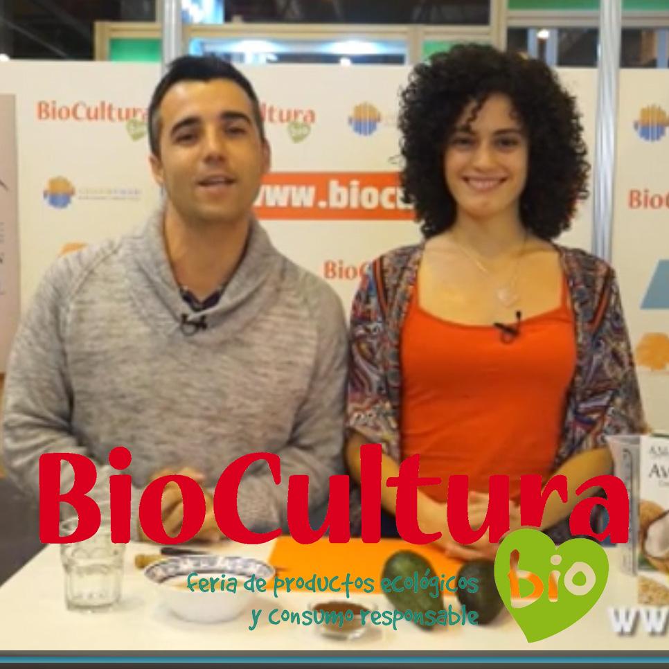 receta video en biocultura 2016