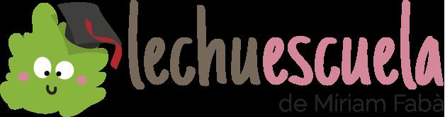 logotipo lechuescuela