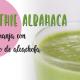 Smoothie albahaca