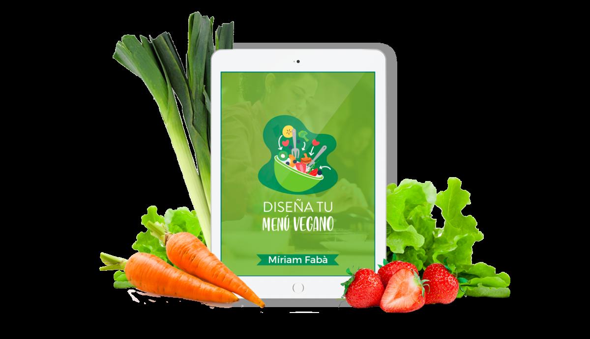 Lechuescuela - Diseña tu menú vegano