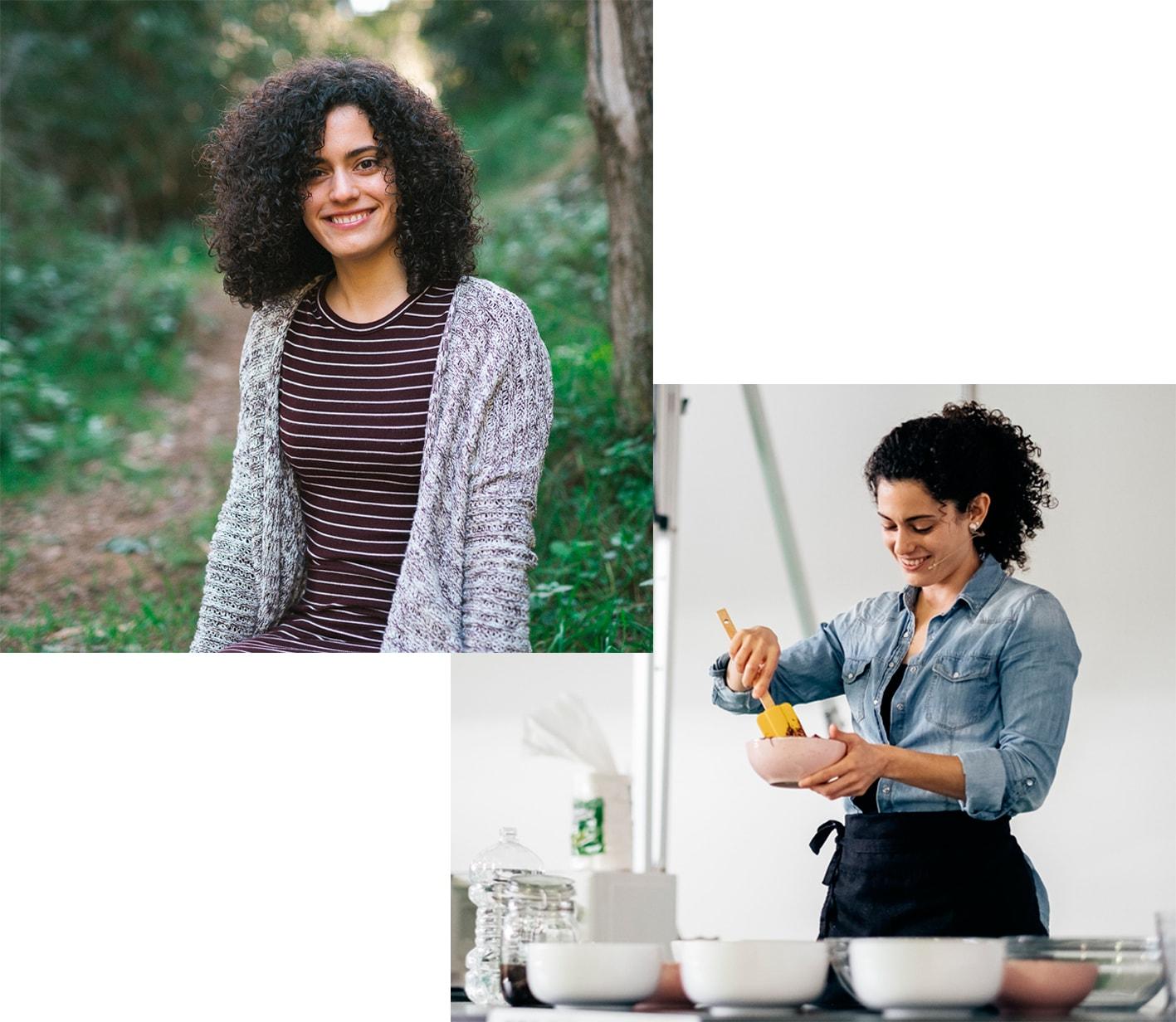 Miriam Faba - Chef vegana